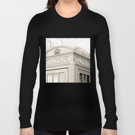 London telephone booth Long Sleeve T-shirt