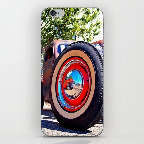 The wheel deal iPhone & iPod Skin