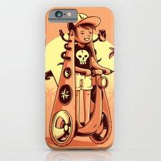 Dilatation is beauty! iPhone 6s Slim Case