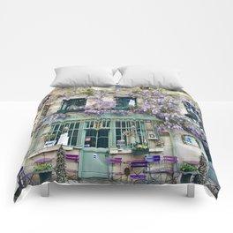 Au Vieux Paris Comforters