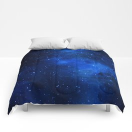 Northern Sky Constellations Map Comforters