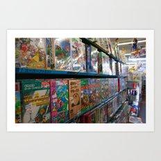 NAMBA, OSAKA Art Print