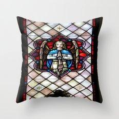 Pray Today Throw Pillow