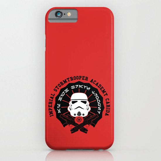 Imperial Academy iPhone & iPod Case