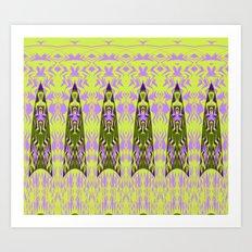 Pattern 3D Art Print