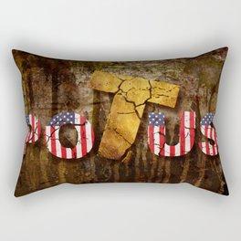 POTUS Trump Rectangular Pillow