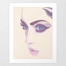 GRACE Art Print