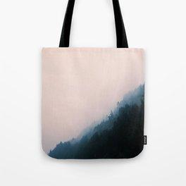 Island Landscape Tote Bag
