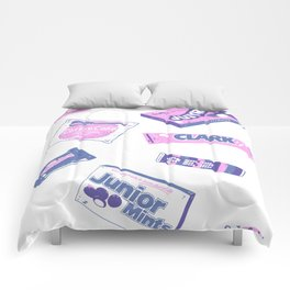 Seinfeld Candy Comforters