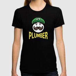 Plumber Potato Chips T-shirt