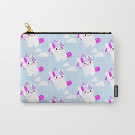 cute unicorns Carry-All Pouch