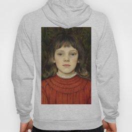 "Evelyn De Morgan ""Portrait of Winifred Julia Spencer Stanhope"" Hoody"