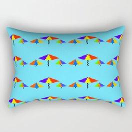Fun Days Of Summer Rectangular Pillow