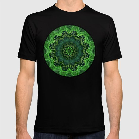 Harmony in Green T-shirt
