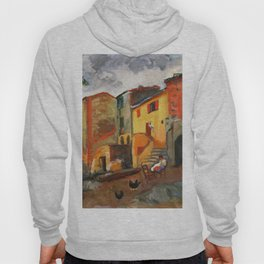 Charles Camoin - Village Street, Collioure Hoody