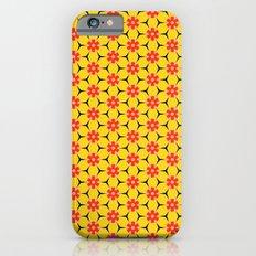 Vandenbosch Yellow iPhone 6s Slim Case