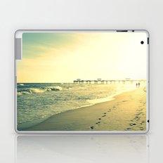 Couple on the Beach Laptop & iPad Skin