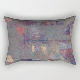 sextet (disquiet one) Rectangular Pillow