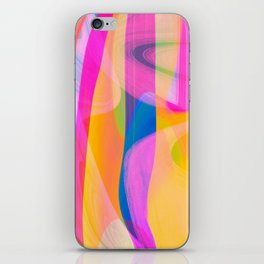 Digital Abstract #4 iPhone Skin
