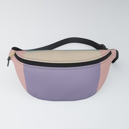 Perfect Pastels Three Fanny Pack