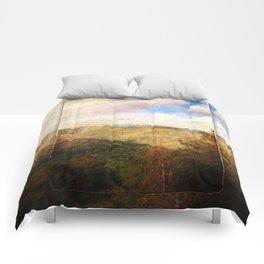 Great Smoky Mountain Dreams Comforters