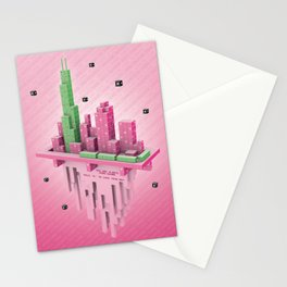 Starseed Chicago Stationery Cards