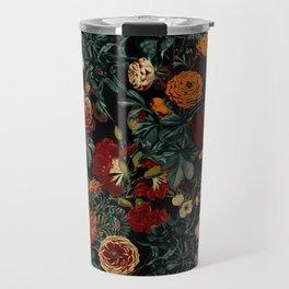 EXOTIC GARDEN - NIGHT XXI Travel Mug