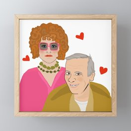 The Ropers Framed Mini Art Print