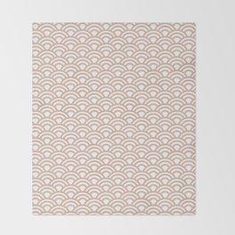 Nude Circles Nippon Throw Blanket