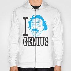 I __ Genius Hoody