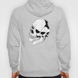 Skull (Fragmented and Conjoined) Hoody