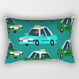 Lantau Taxi Rectangular Pillow