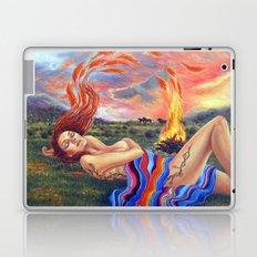 The Birth of Phoenix Laptop & iPad Skin