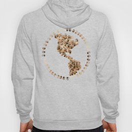 The Earth Is In Our Hands Hoody