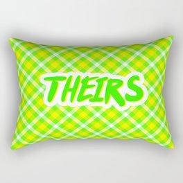 Theirs Rectangular Pillow