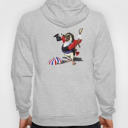 Itching to Perform (Wordless) Hoody