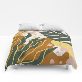 Floral Magic Comforters