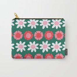 Peggy Green Carry-All Pouch