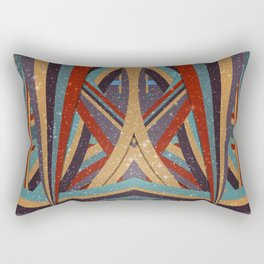 The bright majestic place Rectangular Pillow