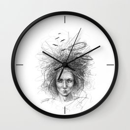 Nothing makes sense Wall Clock
