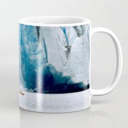 Ride to the Alaskan Glacier Coffee Mug