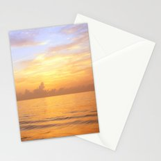Sunrise on Vero Beach Stationery Cards