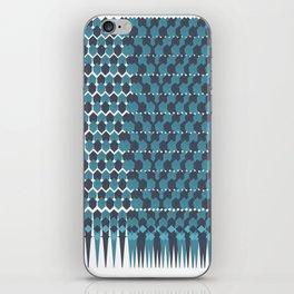 Cubist Ornament Pattern iPhone Skin