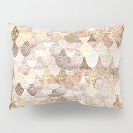 MERMAID GOLD Pillow Sham
