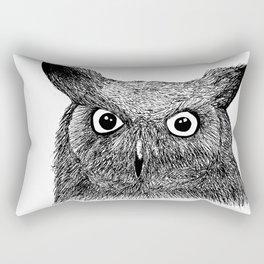 The Eyes of Wisdom Rectangular Pillow