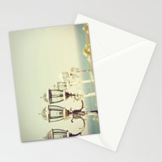 Sea Lamps Stationery Cards