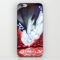 berserk iPhone & iPod Skins featuring Griffith's Descent by chiketart