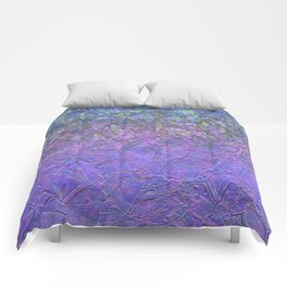 Sparkley Grunge Relief Background G181 Comforters