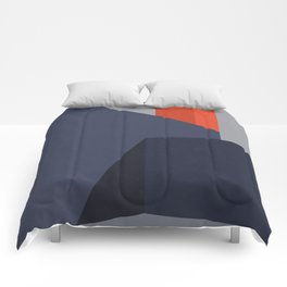 Minimal Urban Landscape Comforters