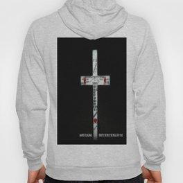 Cross Last words Hoody
